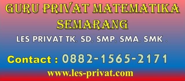 les-privat-matematika-semarang