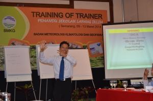 training opening
