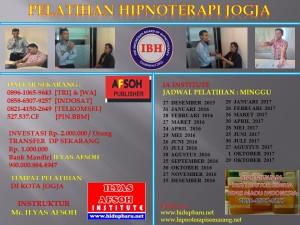 Workshop Pelatihan dan Sertifikasi Hipnoterapi di Kota Jogja