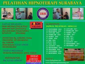 Hipnoterapi Surabaya Ilyas Afsoh 0858.6507.9257