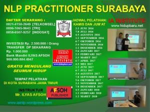 Jadwal NLP Surabaya