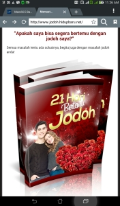 Ebook 21 Hari Bertemu Jodoh 0821-4150-2649