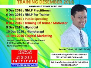 TRAINING FOR TRAINER MOTIVATOR 0821.4150.2649