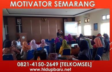 Motivator Semarang 0821-4150-2649 [TELKOMSEL]