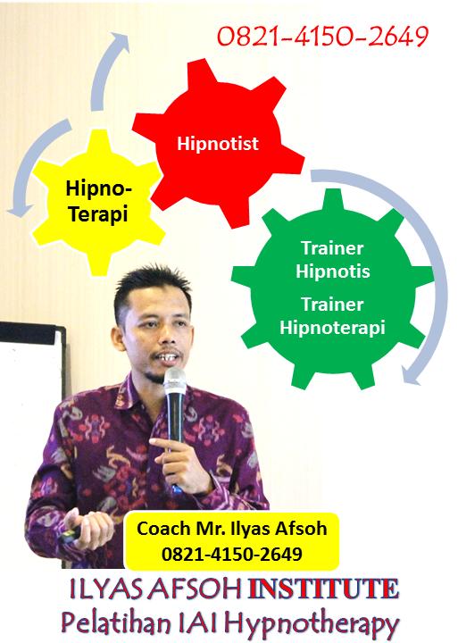 pelatihan hipnotis hipnoterapi 0821-4150-2649