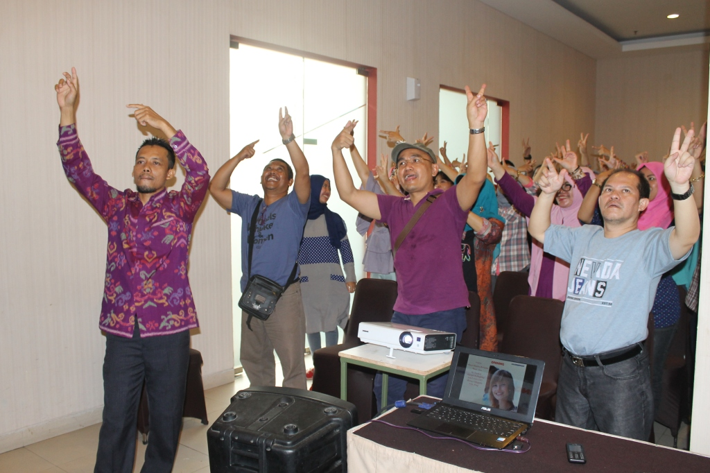 Motivation Training - Building Capacity Workshop